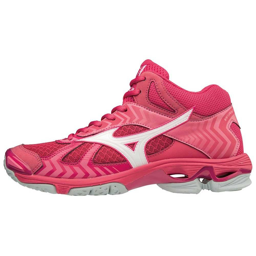 Sport 7 Volley Mizuno Bolt Mid Wave Donna Ps Scarpe aSpFw8